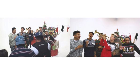 This Christmas: The Filharmonic Ft. Spencer Ludwig