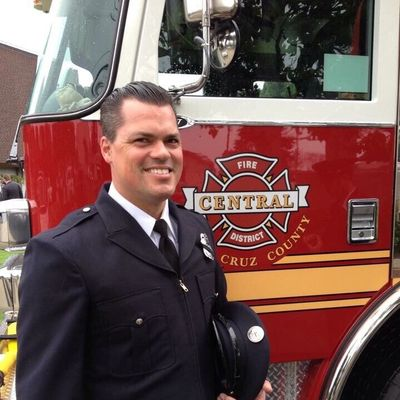 Gordon Watson (Owner & Retired Firefighter/Paramedic)