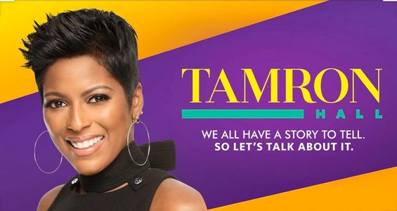 So honored to be a guest on the Tamron Hall Show