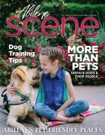 Abilene Kennel Club's 100th dog show was featured in July/August 2019 issue of Abilene Scene!