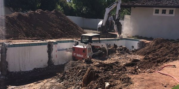 Swimming Pool Demolition & Removal