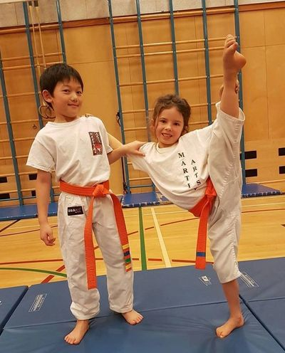 Martial Arts 4 Kids