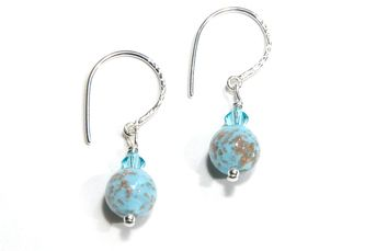 Murano Glass Earrings - Gineva | Gineva