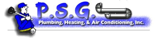 PSG Plumbing, Heating, and Air Conditioning