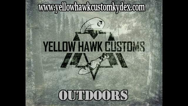 Yellow Hawk Customs Outdoors