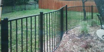 Ornamental Iron Landmark Fence Company