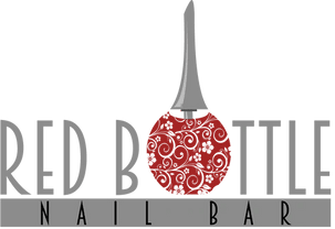 Red Bottle Nail Bar