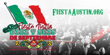 Fiesta Austin pays tribute to Hispanic history, heritage and tradition. East Austin, Texas.