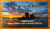 Keep'in it Reel Guide Service