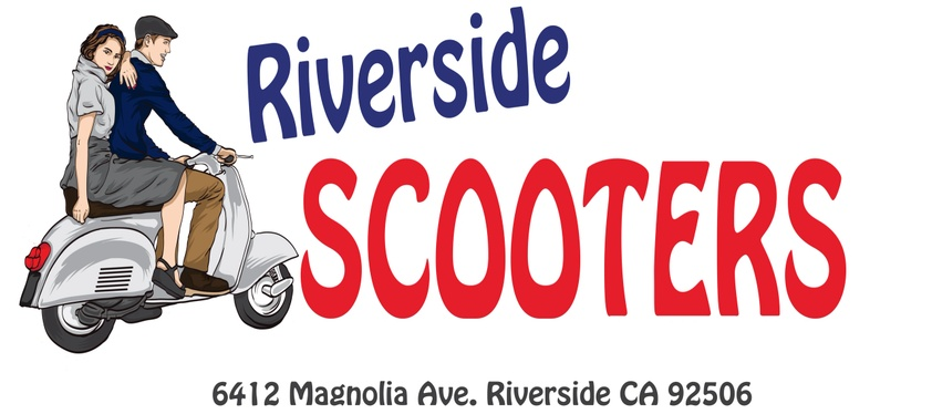 Riverside Scooters        951-534-0411