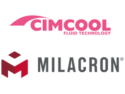 Cimcool and Milacron logos