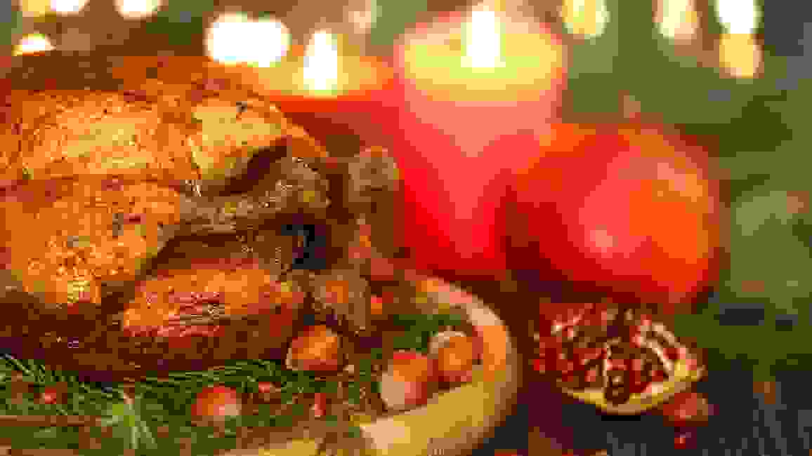 Order your Christmas Dinner at The Kitchen at Mono Mills!  Your choice of Turkey dinner with all the