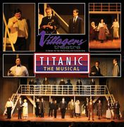 Titanic poster for Villagers Theater