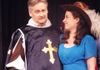 George Hartpence as ALan Swann and Kimmy Graham as Tess