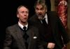 George Hartpence (right) as Sir Toby & Ken Ammerman (left) as Sir Andrew