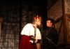 John Russell (right) as Ratcliffe & George Hartpence (left) as Richard III