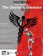 The Doctor's Dilemma poster for Shakespeare`70