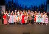 Yardley Players cast of Mary Poppins