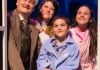 George Hartpence and Carol Thompson as George & Winifred Banks with Dylan and Makenna Katz as Jane and Michael