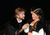 Carol Thompson as Lady Anne & George Hartpence as Richard, Gloucester