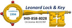 Leonard Lock and Key