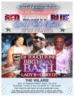 July event at The Wilarie with Gary O, Lady B and Touchtone.