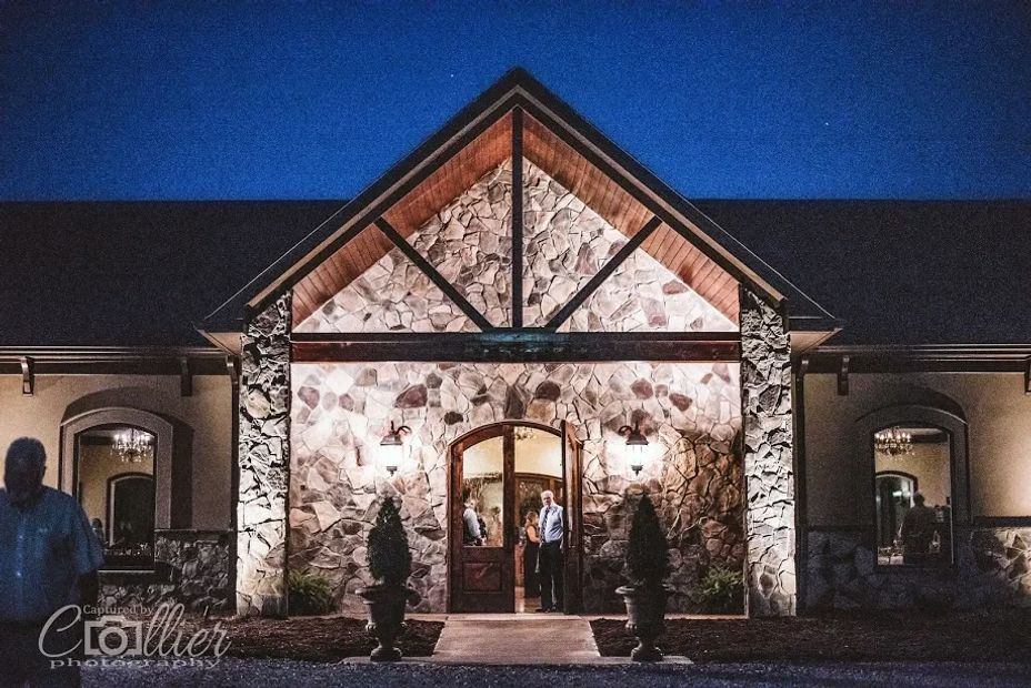 Tuscan Ridge wedding venue
