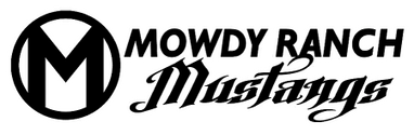 Mowdy Ranch Mustangs