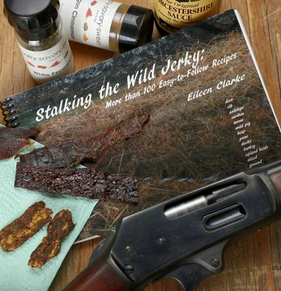 Stalking the Wild Jerky is available from Deep Creek Press for $19.99.