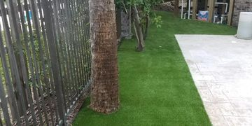 Isle of Palms,  SC pool turf. Artificial turf. Artificial lawn. Pet grass.