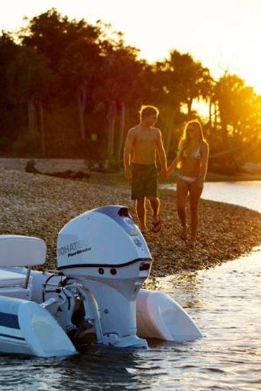 Tohatsu Outboards for Sale Salcombe | Outboard Engine Sales