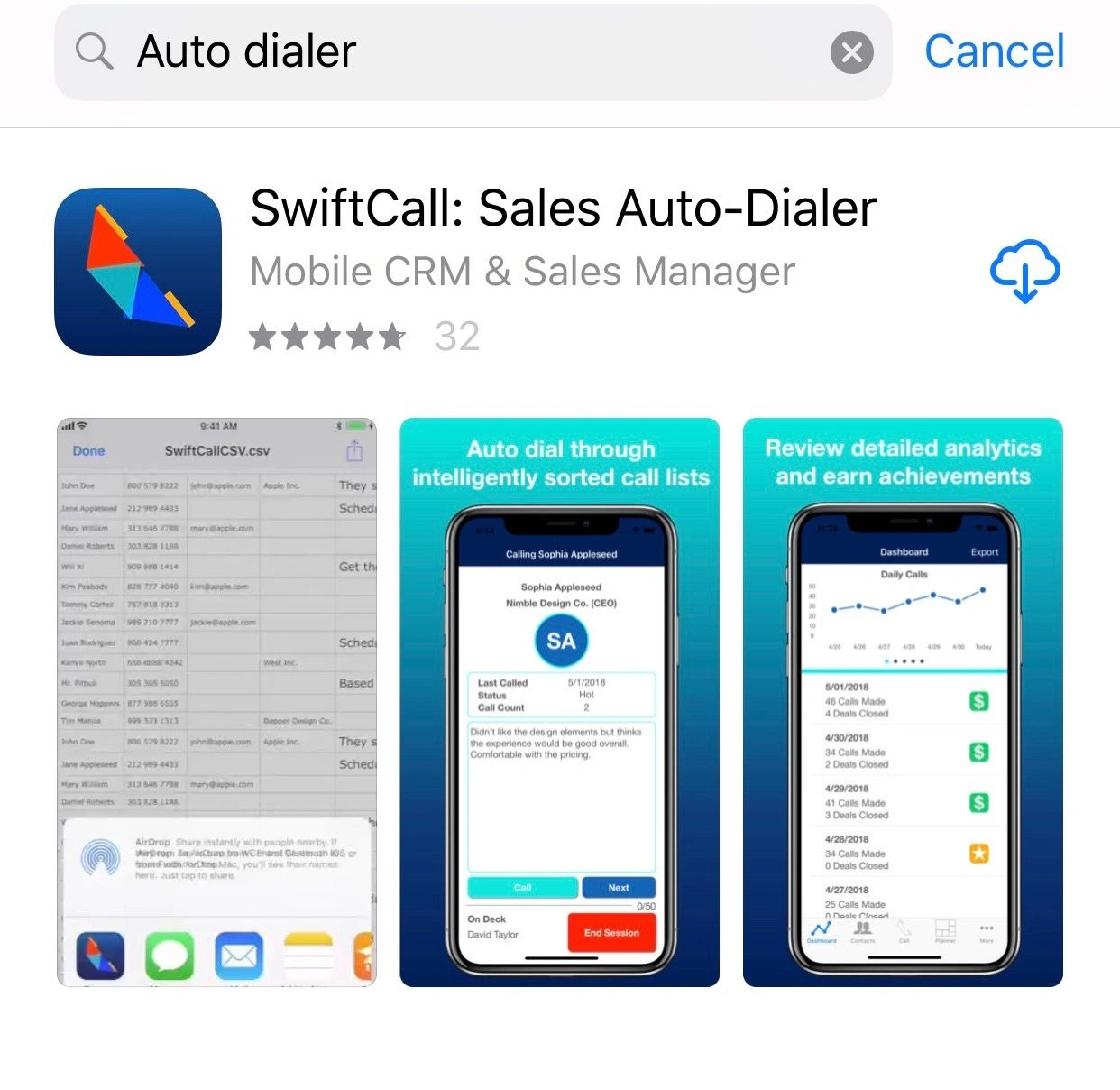 SwiftCall Becomes #1 Auto Dialer on the App Store