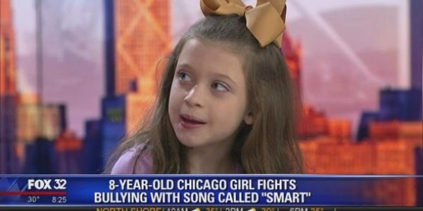 Fox News  Fox TV  Anti-Bullying Anthem  Anti-Bullying  Madsion  Madison B Smart Madison Be Smart