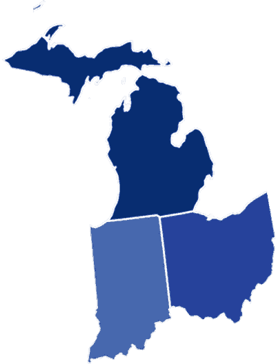 northwest ohio, ohio, michigan, indiana, water treatment service area, southeast Michigan, northeast Indiana, northeast Ohio, Columbus, Dayton, Toledo, ft. wayne, Detroit, Cleveland, Adrian, hillsdale, coldwater, defiance, Lima, Monroe, Ann Arbor, Indianapolis