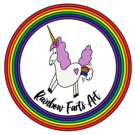Welcome to Rainbow Farts Art!