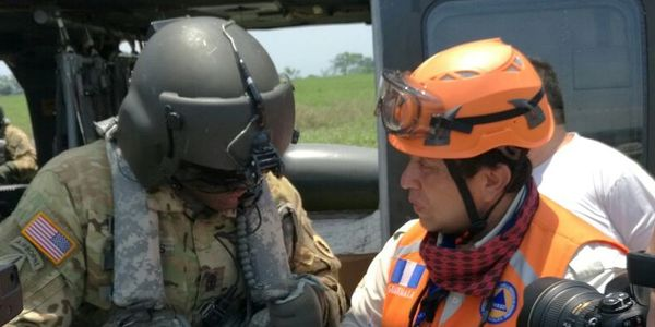 Civil-Military coordination in international disaster response