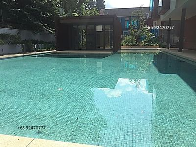 Singapore Bungalow for rent. Good Class Bungalow 3 years new build. Top Quality fittings.