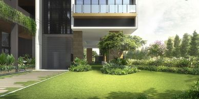 Singapore Properties condominium Apartment Landed Bungalow Sloane Residences for rent for sale
