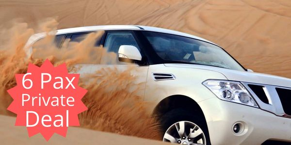 Desert Safari tours in doha