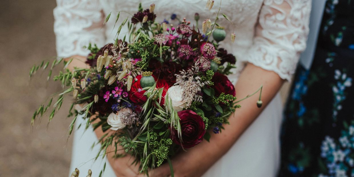 Matt Ebbage Photography The Night Yard Venue Wild Bloom Floristry