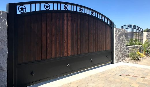 Custom Gates, fencing, railings, doors and home design products.