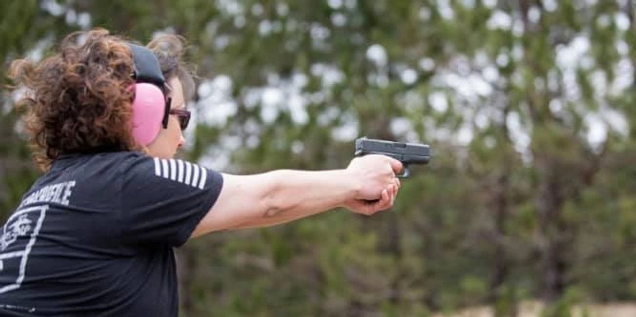 Northern Art Photography, Glock Girl, Glock 43, Conceal Carry for Women, Traverse Gun Classes