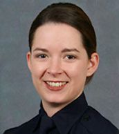 Former Columbia Police Officer Molly Suzanne Thomas Bowden