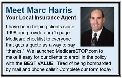Meet Marc Harris - Your Local Insurance Agent