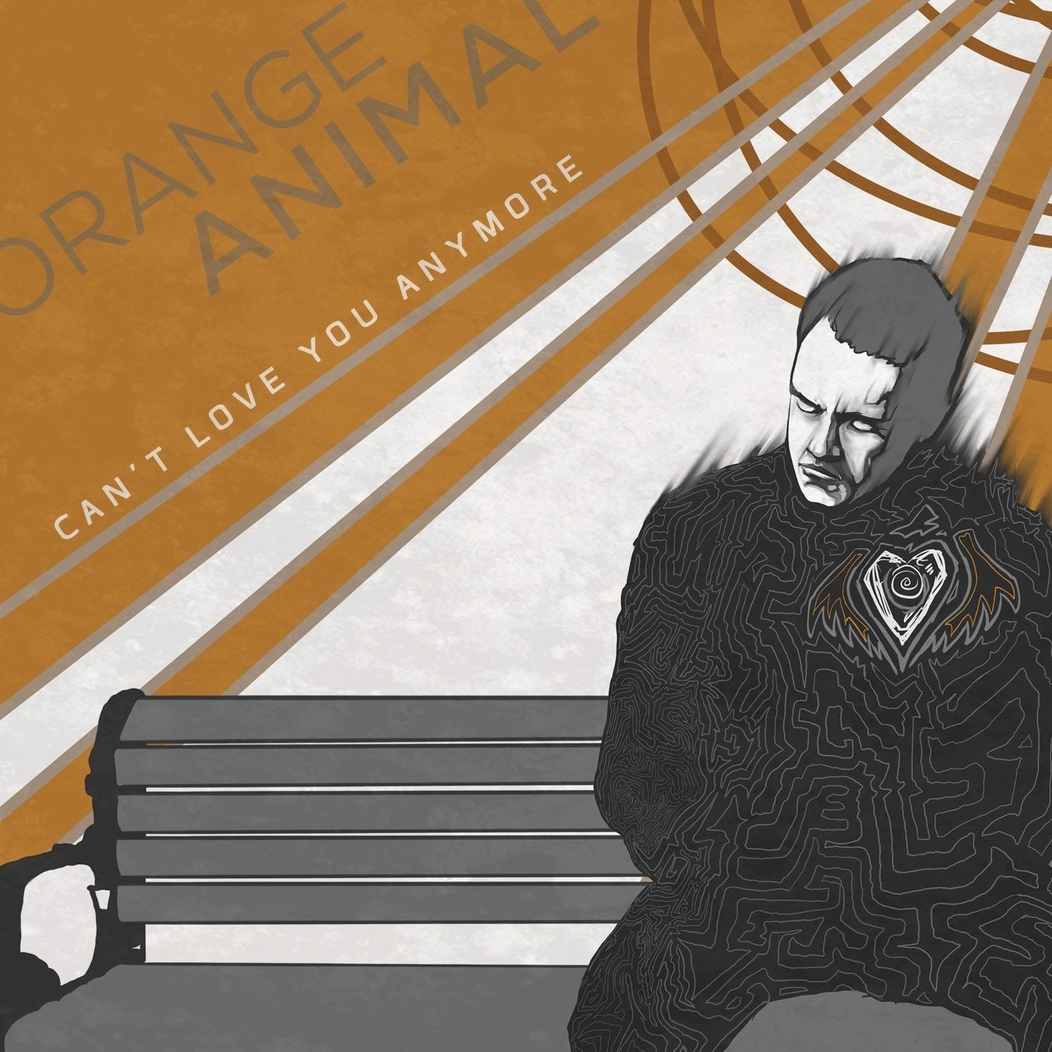"""I Can't Love You Anymore"" New music Orange Animal"