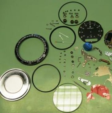 Full disassembly of Chronosport UDT Watch by BestFix Watch Company