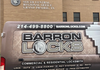 Barron Locks servicing Federal Bureau of Prisons