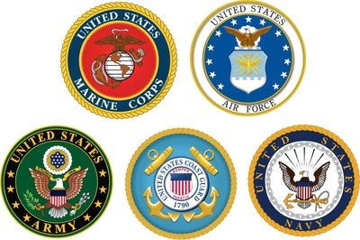 We salute and support all branches of our US Military