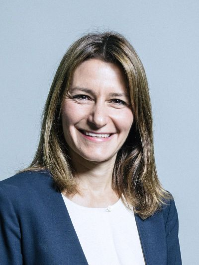 Lucy Frazer QC- South-East Cambs MP 2015-2019, standing for re-election.