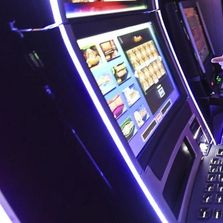 slot machine, video gaming, pool table, dart board, darts, cricket